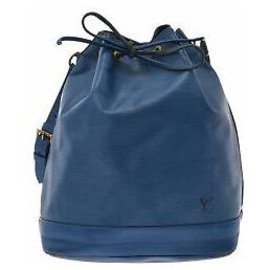 Louis Vuitton-Louis Vuitton Noe GM-Bleu