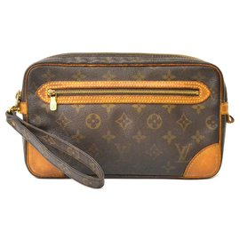Louis Vuitton-Louis Vuitton Marly-Marron