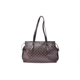 Louis Vuitton-Louis Vuitton Chelsea-Marron