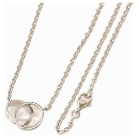 Cartier-Cartier Baby Love Necklace-Golden