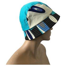 Emilio Pucci-Hats-Multiple colors
