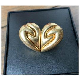 Bulgari-Earrings-Golden