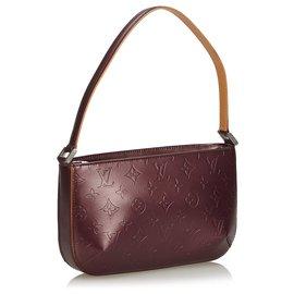 Louis Vuitton-Tapis Monogramme Violet Vow Louis Fowler-Violet