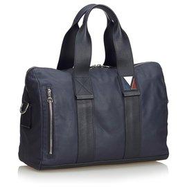 Louis Vuitton-Louis Vuitton Black V-Line Start PM-Black