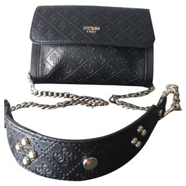 Guess-chainette-Black
