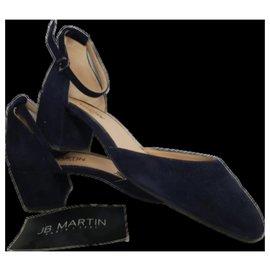 JB Martin-Babies navy blue JB MARTIN 39-Navy blue