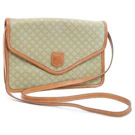 Céline-Céline Macadam Clutch Bag-Other