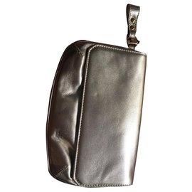 Roberto Cavalli-Handbags-Golden