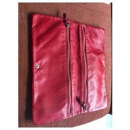 Dolce & Gabbana-Handbags-Red