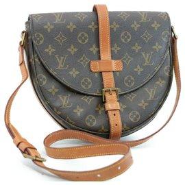 Louis Vuitton-Louis Vuitton Chantilly GM26-Brown