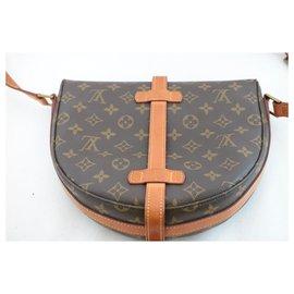 Louis Vuitton-Louis Vuitton Chantilly GM26-Marron