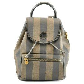 Fendi-Fendi handbag-Khaki