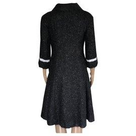 Chanel-Manteau-Noir