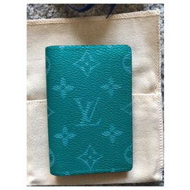 Louis Vuitton-Pocket Organiser new-Green