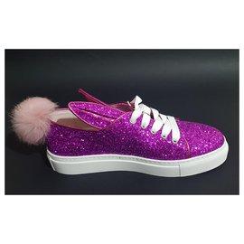 Minna Parrika-sneakers-Rose