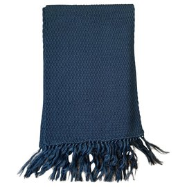 Dior-Men Scarves-Black