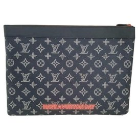 Louis Vuitton-Louis Vuitton Pochette Apollo GM Limited Edition Upside Down-Blue