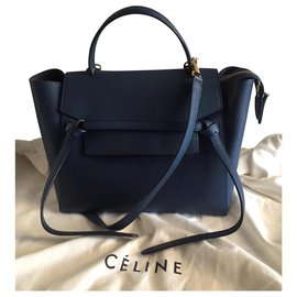 Céline-belt bag-Blue