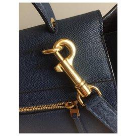 Céline-Belt bag-Bleu