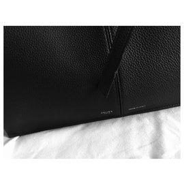 Céline-Trifold bag-Grey