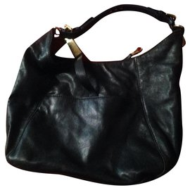 Michael Kors-sac porte epaule Kors-Bleu Marine