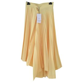 Céline-Skirts-Yellow