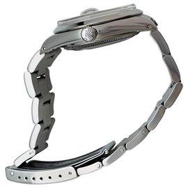 "Rolex-Rolex watch, ""Oyster Perpertual Date"", steel on steel.-Other"