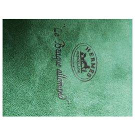 Hermès-The German Watchman-Dark green