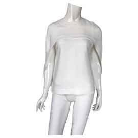 Balenciaga-Tops-White