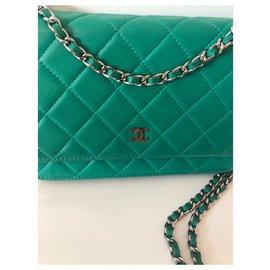 Chanel-WOC-Green