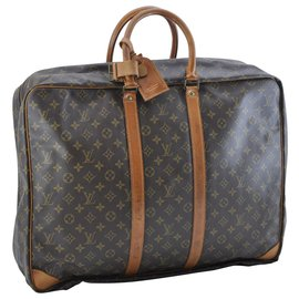 Louis Vuitton-Louis Vuitton Sirius 55-Marron