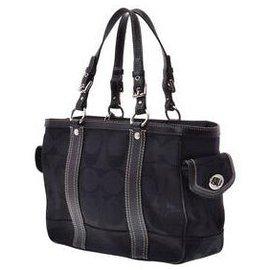Coach-Coach Handbag-Black