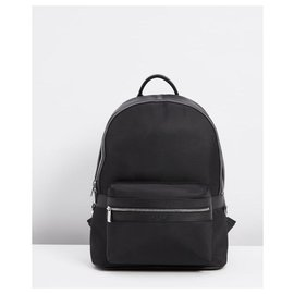 Azzaro-AZZARO NEW MEN'S BACKPACK-Black