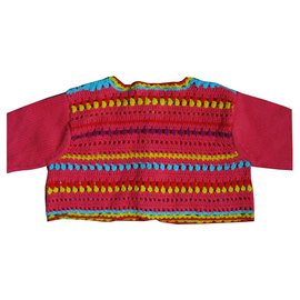 Catimini-Sweaters-Coral