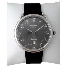 Hermès-sizeM arch-Anthrazitgrau