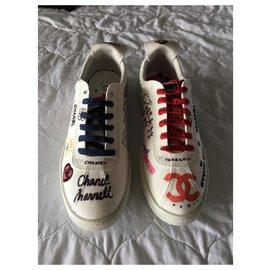 Chanel-Chanel x Pharell Williams-Blanc