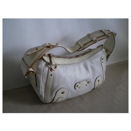 "Chloé-Beautiful bag ""Chloe"" in very good condition-Eggshell"