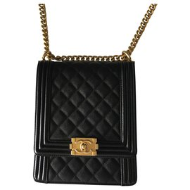Chanel-chanel boy-Black