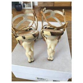 Dior-Goddess-Brown,Beige,Golden,Cream