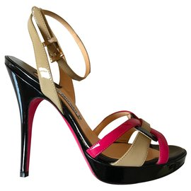 Luciano Padovan-Sandals-Multiple colors