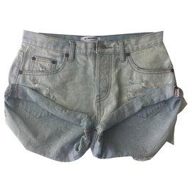 Autre Marque-Jeans One Teaspoon-Bleu