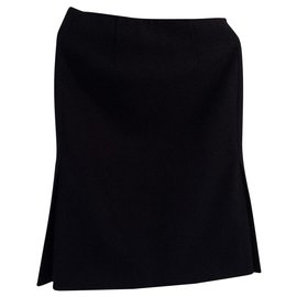 Céline-Skirts-Navy blue