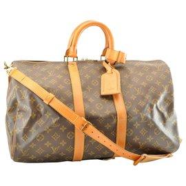 Louis Vuitton-Louis Vuitton Keepall Bandouliere 45-Autre