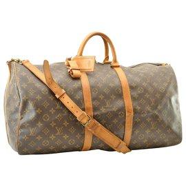 Louis Vuitton-Louis Vuitton Keepall Bandouliere 55-Autre