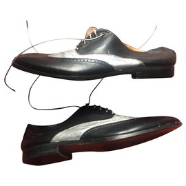 Maison Martin Margiela-derbies martin margiela-Black