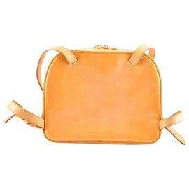 Louis Vuitton-Louis Vuitton Murray Marshmallow-Orange