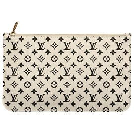 Louis Vuitton-Neverfull-Blanc