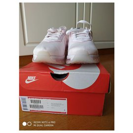 Nike-Baskets Nike Premium Ld Zero - Broche rose perle / perle-Rose
