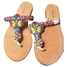 Antik Batik-Sandales-Multicolore
