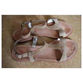 Paul & Joe Sister-Sandals-Beige